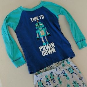 Just for you by Carter's PJ set 2T